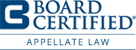 Board Certified Appellate Law
